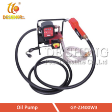 GY-Z400W3 Diesel Transfer Pump with Meter