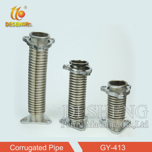 GY-413 corrugated pipe