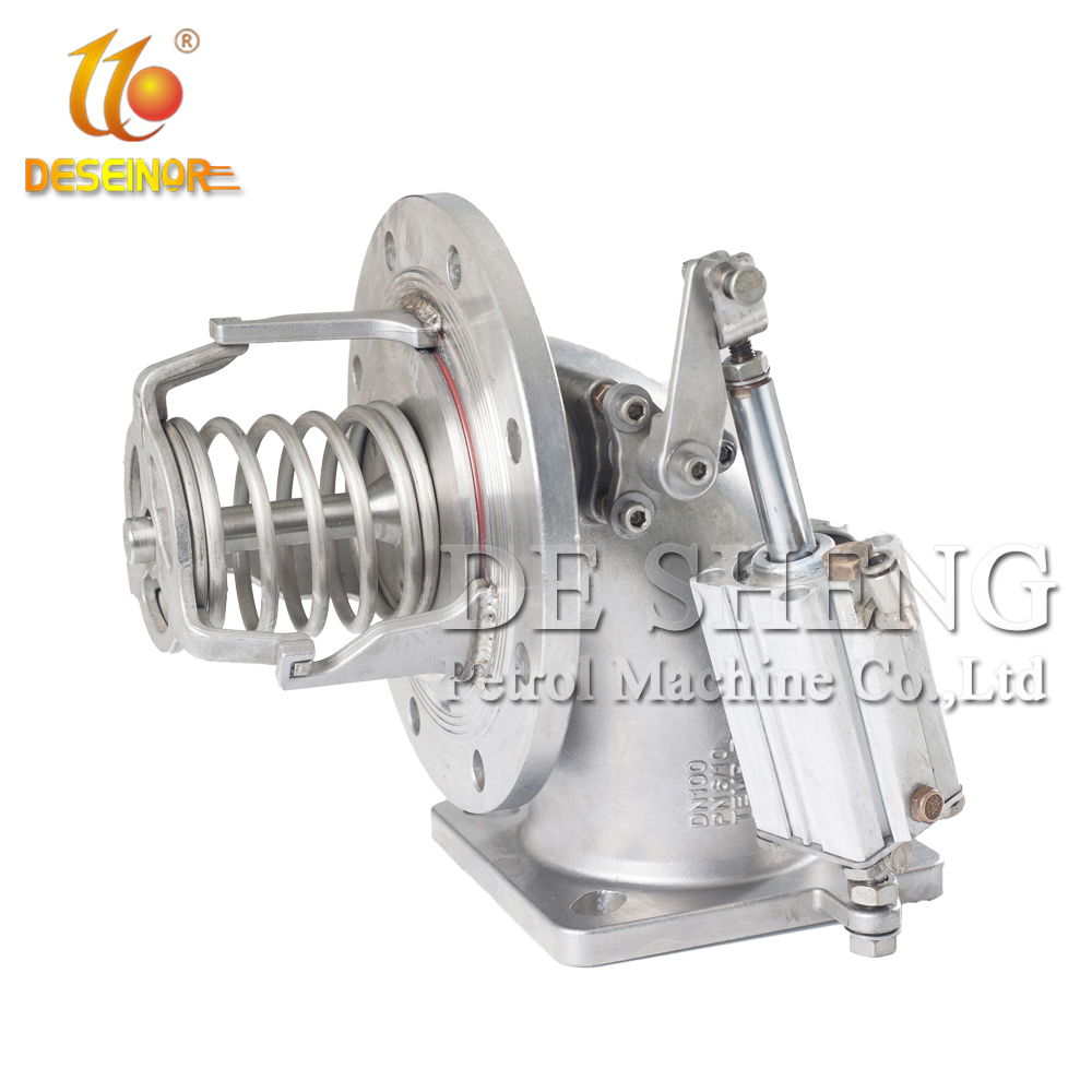GY-801 Stainless Steel Emergency Cut-off Valve