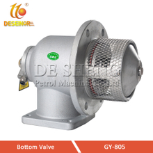 "GY-805 3"" Aluminum Bottom Valve"