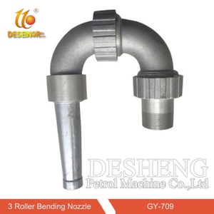GY-709 Three roller bending nozzle