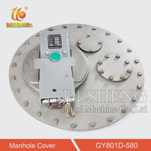 GY801D-580 Manhole Cover