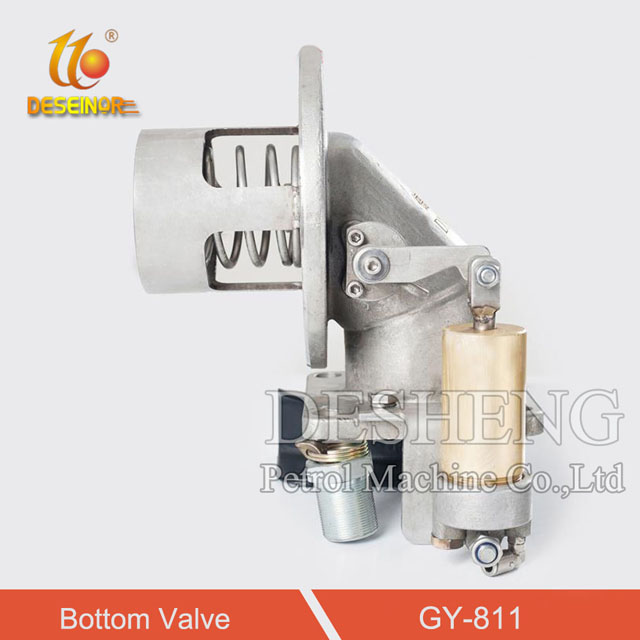 GY-811 Stainless steel shut-off valve