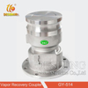 GY-514 vapor Recovery coupler flange type