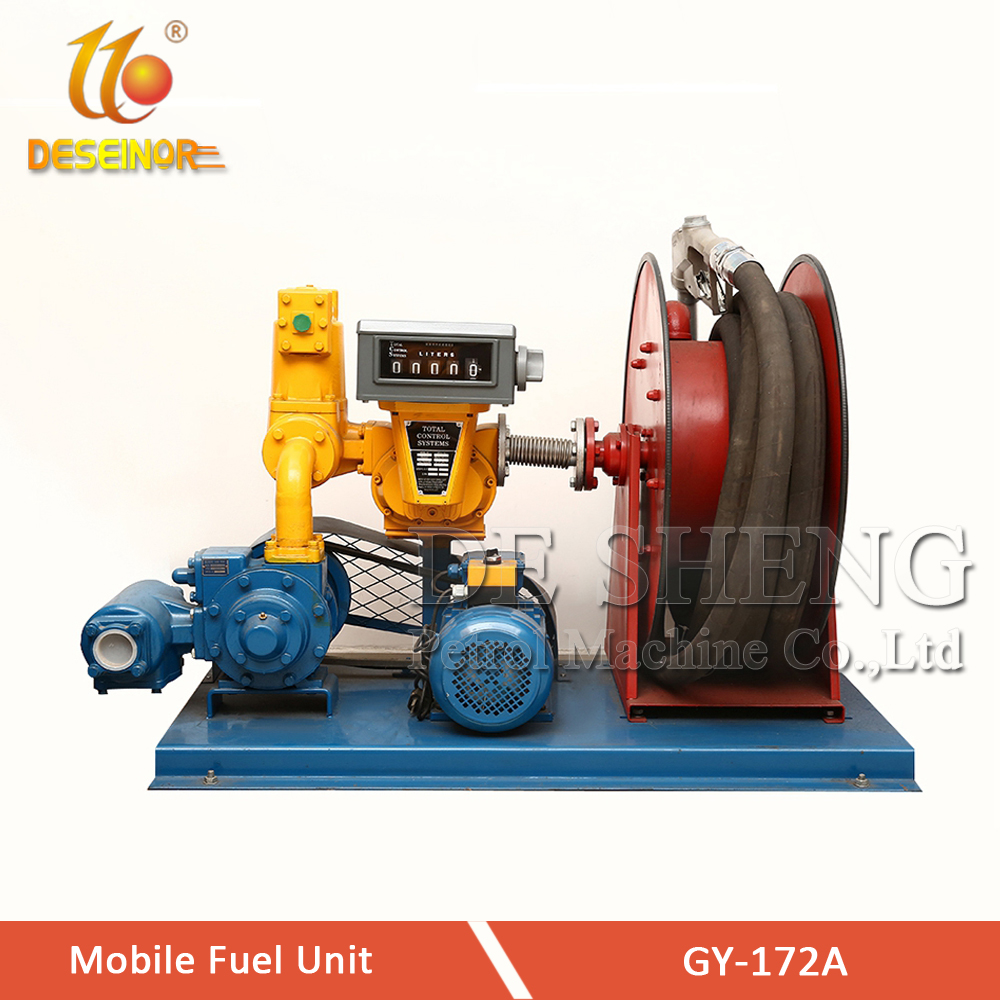 GY-172 Mobile Fuel Unit