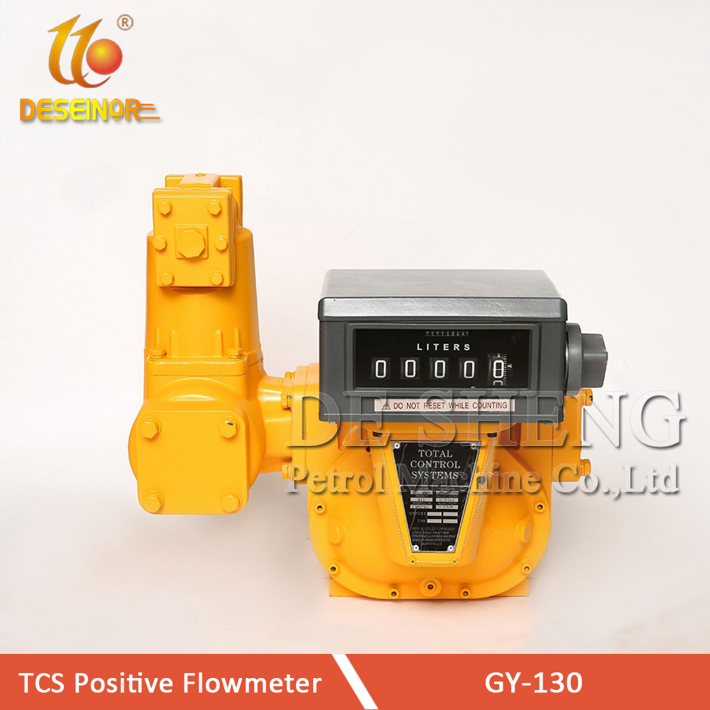 GY-130 TCS Positive Displacement Flowmeter