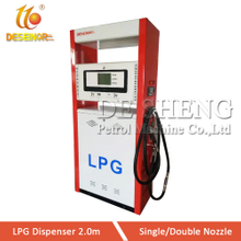 Single Nozzle/Double Nozzle LPG Dispenser